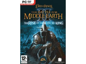 Battle For Middle Earth 2 Rise Of The Witch King