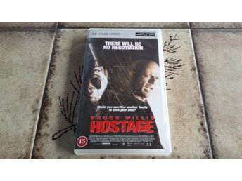 Hostage Sony PSP UMD Film