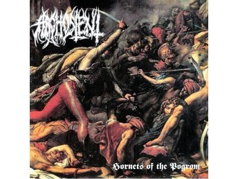 ARGHOSLENT-Hornets of the Pogrom [CD] 2008 Ny! Black Death Metal