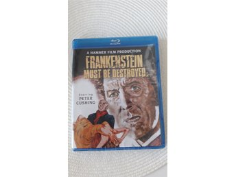 Frankenstein must be destroyed,NY/OÖPPNAD