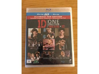 "ONE DIRECTION - ""This is us"" in 3D Blu-ray"