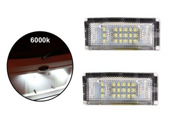 BMW E46  1998 - 03 4D 5D Touring Led skyltbelysning styling