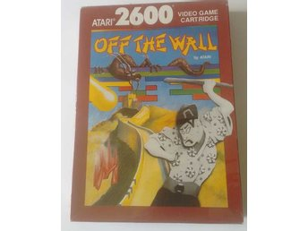 Atari 2600 Off The Wall