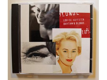 Louise Hoffsten – Rhythm & Blonde - CD i Toppskick!