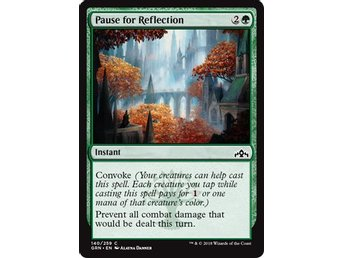 Pause for Reflection - Magic The Gathering