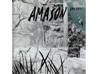 Amason: Sky City (Gold) (Vinyl LP)