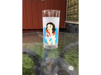 Snövit glas, Snow White, Disney. (Disney Princess).