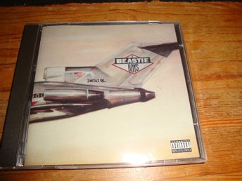 Beastie Boys : Cd  Licensed To Ill