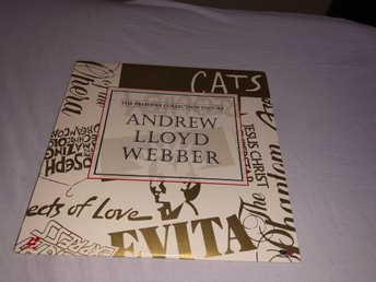 Andrew Lloyd Webber - The premiere collection encore - 1st musik Laserdisc