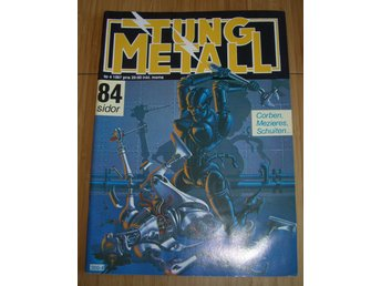 TUNG METALL NR 4 1987 Fint skick