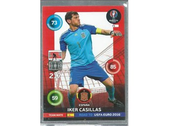 IKER CASILLAS - ESPANA - ROAD TO EURO 2016