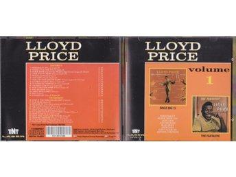 LLOYD PRICE-the fantastic/big 15 TNT CD 3024346 - Frändefors - LLOYD PRICE-the fantastic/big 15 TNT CD 3024346 - Frändefors