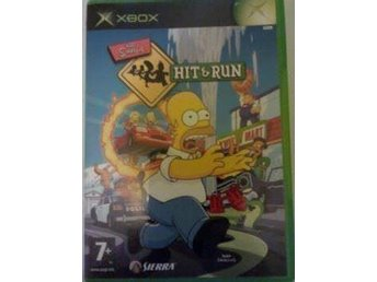 The Simpsons Hit and Run hit & run | Xbox | PAL |