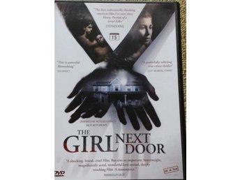 DVD The Girl next Door skräck/rysare/thriller/horror - Oskarström - DVD The Girl next Door skräck/rysare/thriller/horror - Oskarström