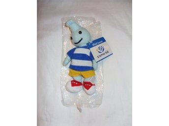Lisboa Expo 98 Official Souvenir Mascot mjukdjur - överkalix - Lisboa Expo 98 Official Souvenir Mascot mjukdjur - överkalix