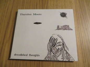 Thurston Moore - Demolished Thoughts - Halmstad - Thurston Moore - Demolished Thoughts - Halmstad