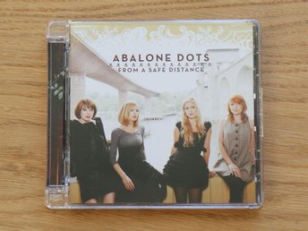 Abalone Dots - From a safe distance, CD - Solna - Abalone Dots - From a safe distance, CD - Solna
