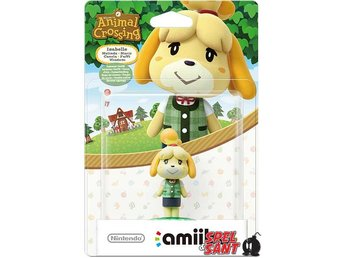 Nintendo amiibo Animal Crossing Collection Summer Outfit (Isabelle)