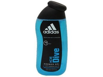 Adidas Ice Dive - Shower Gel 250 ml - Partille - Adidas Ice Dive - Shower Gel 250 ml - Partille