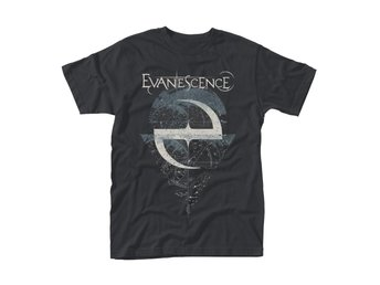 EVANESCENCE SPACE MAP T-Shirt - Medium