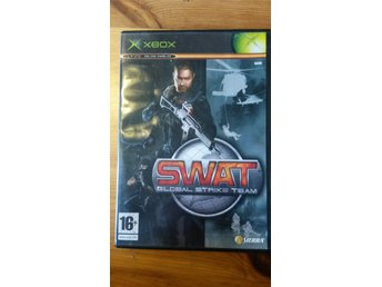 SWAT Global Strike Team X-box spel