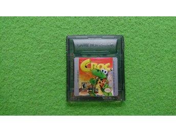 Croc Gameboy Color GBC - Västerhaninge - Croc Gameboy Color GBC - Västerhaninge