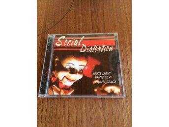 CD Social Distortion - White Light White Heat White Trash
