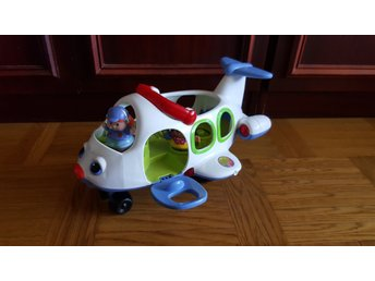 Fisher Price  Little People  FLYGPLAN