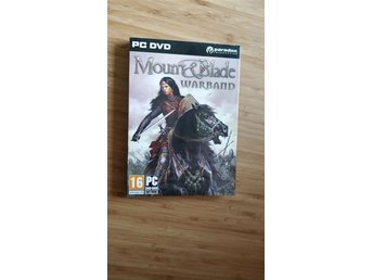 Mount and Blade Warband (PC DVD) - Nyskick