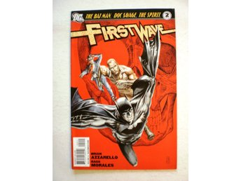 US DC - First Wave # 2 - F/VF