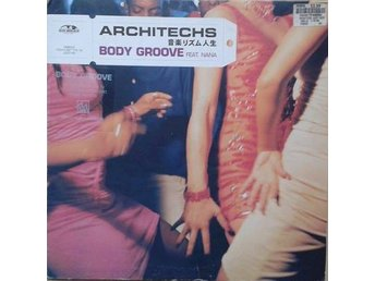 "Architechs Feat. Nana title* Body Groove* Club, UK Garage 12"" UK"