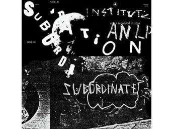 Institute: Subordination (Clear/Ltd) (Vinyl LP)