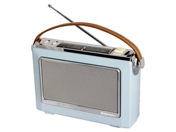 Roadstar Retro FM/AM Radio TRA-1966