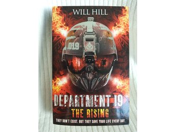 Department 19 - the rising - Will Hill