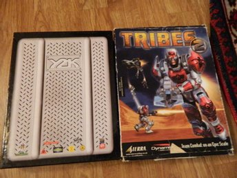 Tribes 2 och Y2K Sierra PC Big Box