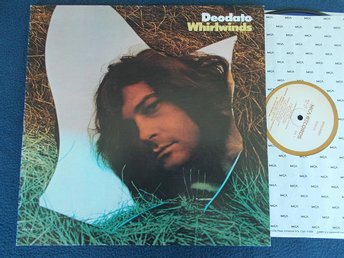 DEODATO - Whirlwinds, LP MCA USA 1974 Fusion, Jazz-Funk