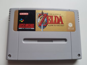 Zelda a link to the past SCN