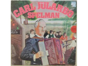 Carl Jularbo-Spelman / LP