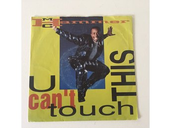 "MC HAMMER - U CAN´T TOUCH THIS. (7"")"