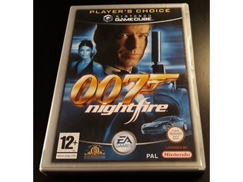 007 Nightfire - Komplett - Gamecube / GC