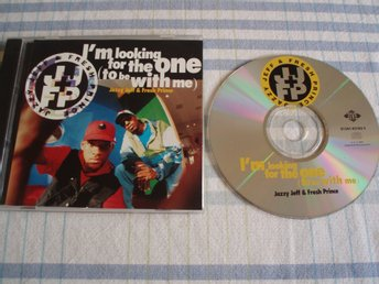 Jazzy Jeff & Fresh Prince – I'm Looking For The One (To Be With Me) USA1993