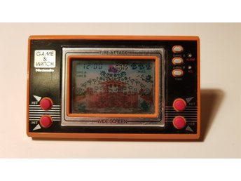 Game & watch Fire Attack ID-29