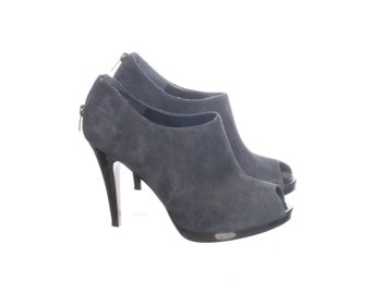Nine West, Klackskor, Strl: 40/41, Svart