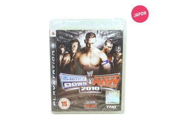 WWE SmackDown vs. Raw 2010 (NYTT / PS3)