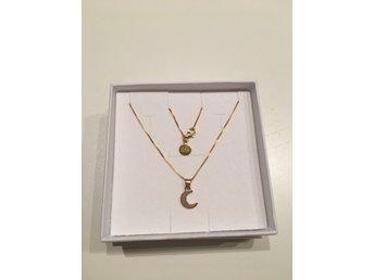 Syster P halsband i guld (335594359) ᐈ Köp på Tradera 4b6bed4ea0324