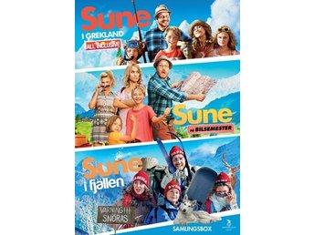 Sune Boxen 3 Filmer 3 Dvd 354370932 ᐈ Ginza Pa Tradera