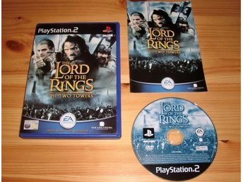 PS2: Lord of the Rings the Two Towers