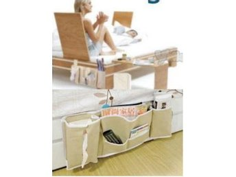 NY! Hanging Bed Förvaring Storage Bag Organizer MultiFuction
