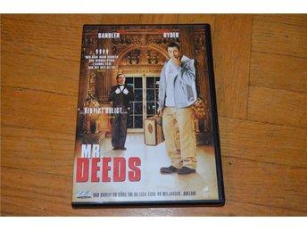 Mr Deeds ( Adam Sandler ) DVD - Töre - Mr Deeds ( Adam Sandler ) DVD - Töre