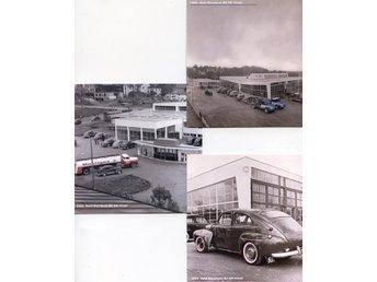 Axel Davidssons Växjö 3 reklamkort med bilder från 1955 - Lenhovda - Axel Davidssons Växjö 3 reklamkort med bilder från 1955 - Lenhovda
